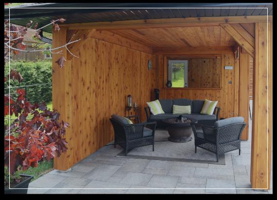 patio design and build