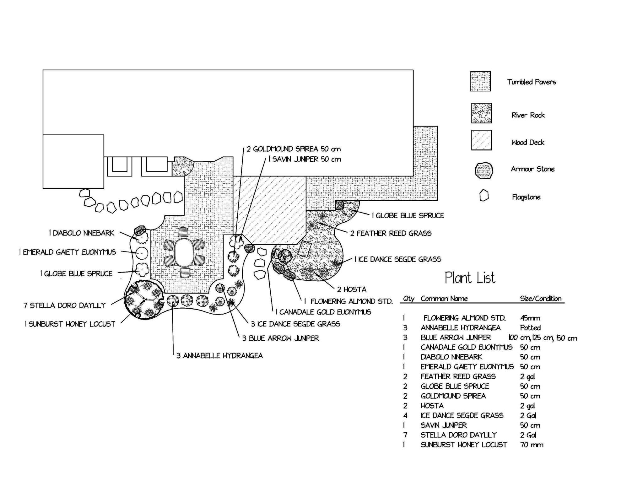 5-1 landscape design