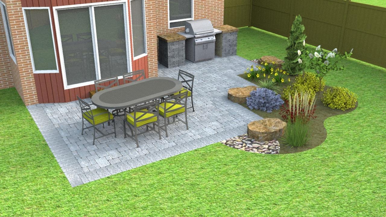 8-1 Landscape Design