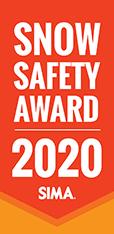 snow safety award 2020